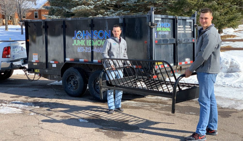 Johnson Junk Removal Team