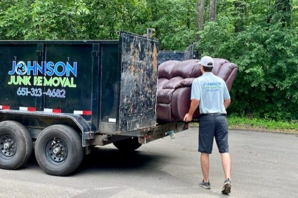 Johnson Junk Removal services