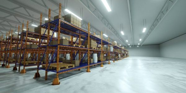 Warehouse in need of commercial junk removal services