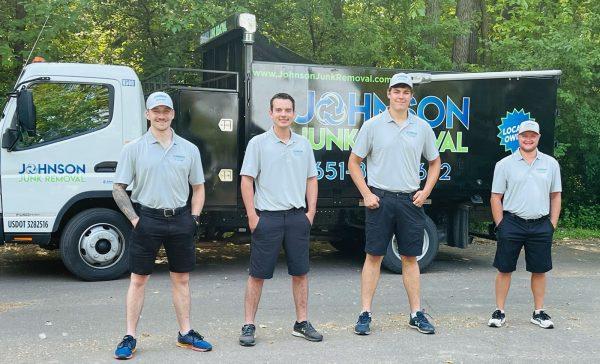 Minnesota junk removal team