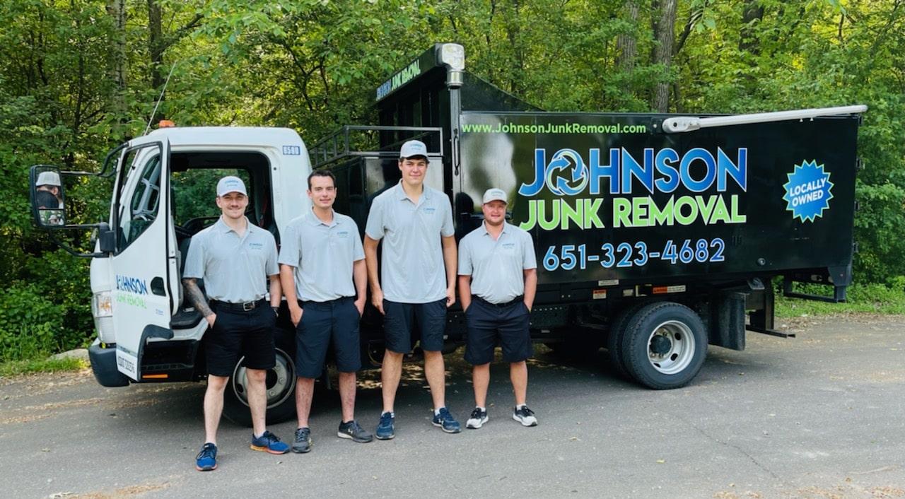 Minneapolis junk removal professionals